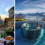 Foto: Cristina Gheiceanu îți arată 7 locuri frumoase pe care să le vezi dacă ajungi în Elveția!