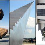 Foto: Top 20 de sculpturi care sfidează legea gravitației!