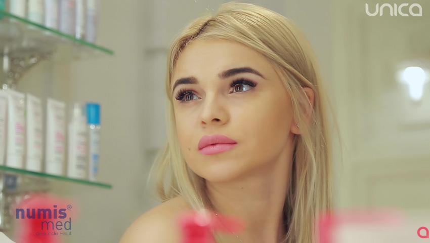 Foto: Daniela Jenunchi şi-a testat tenul. Cum îşi menține tinerețea şi frumusețea?