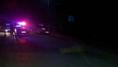 Grav accident la Edineț. Doi frați au fost spulberați de pe carosabil de o mașină condusă de un șofer beat