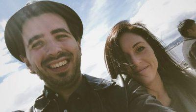 Alex Gurdila va coace pască pentru soția sa de peste Ocean