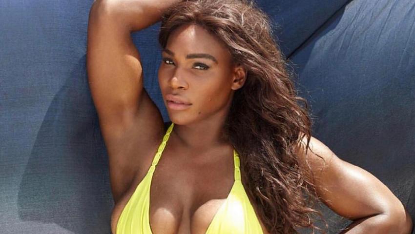 Foto: Tenismana Serena Williams a câștigat turneul Australian Open însărcinată în două luni!