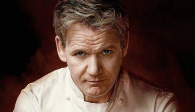 Cel mai bogat bucătar din lume nu va lăsa averea copiilor săi! Care este motivul