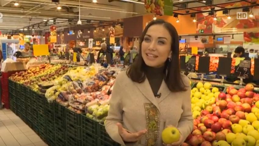 "Foto: Galina Tomaș la ""Vorbește Lumea"", ProTv România!"