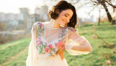 Lilu lansează o colecție de rochii brodate manual!