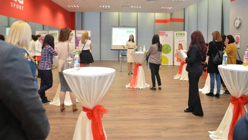 """Foto: Unica Sport România a organizat Ziua Porților Deschise cu tema: """"Un angajat activ, un angajat fericit!"""""""
