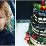 """Foto: Elena Agheni: """"Torturile de casă sunt mai gustoase, pentru că nu conțin margarină, coloranți, emulgatori și conservanți!"""""""