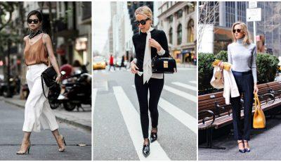 5 modele de pantaloni pe care să le porți la oficiu