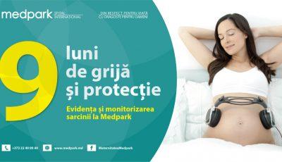 9 luni de grijă și protecție cu Medpark