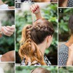 Foto: 14 moduri în care îți poți aranja părul!
