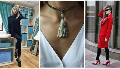 Alina Druță, tânăra care creează accesorii, lenjerie și haine în vogă!