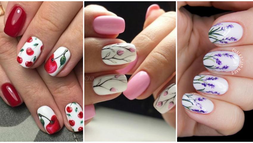 Foto: Cum să-ți faci manichiura în această primăvară!