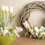 Foto: Decorațiuni de Paște. Pe care le procurăm și pe care le lăsăm pe raft