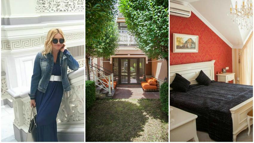 Foto: Rodica Cioranică își vinde casa!