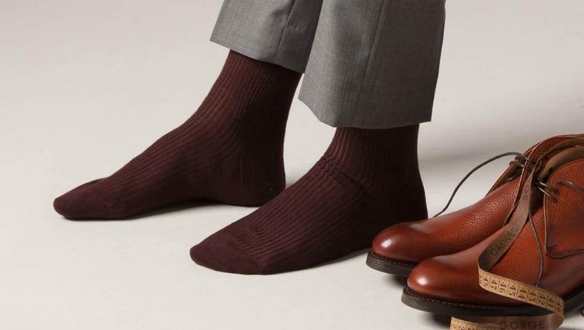 Foto: Cum se poartă corect ciorapii. Sfaturi utile de la compania Iuvas!