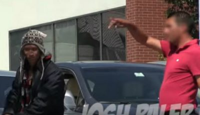 Un bărbat sărac a fost dat afară dintr-un restaurant
