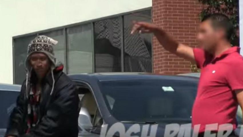 Foto: Un bărbat sărac a fost dat afară dintr-un restaurant