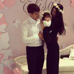 Foto: Elena Bivol și-a încreștinat fetița! Primele poze de la petrecerea Elisei