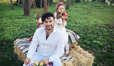 """Valentin Uzun lansează videoclipul și piesa """"Zâmbet de primăvară"""". În videoclip apare și Amelia!"""