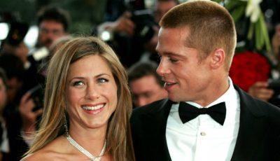A revenit dragostea între Brad Pitt și Jennifer Aniston? Cei doi au devenit mai apropiați!