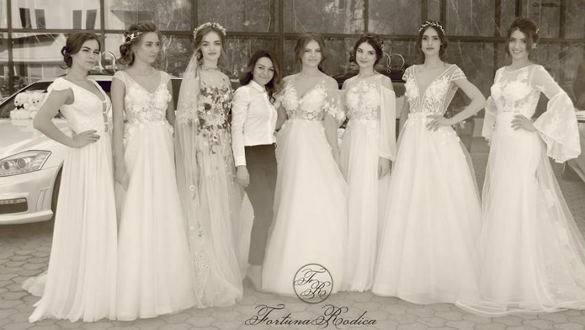 """Foto: Rodica Fortuna, despre tendințele în materie de rochii de mireasă: """"Mă bucur că au renunțat la albul imaculat"""""""