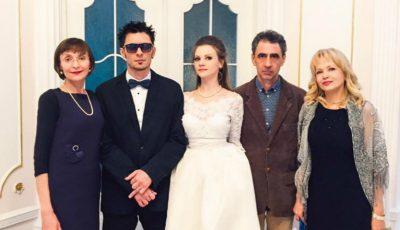 Corina Fusu a fost soacră mare! Vezi poze de la nunta fiului Leonard