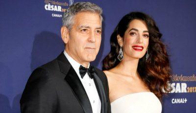 Care este sexul gemenilor lui George Clooney