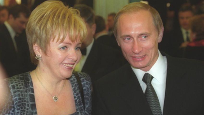 Foto: Fosta soție a lui Vladimir Putin s-a recăsătorit cu un bărbat cu 20 de ani mai tânăr!