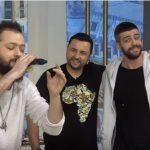 Foto: Talentul actoricesc al lui Guz l-a dat pe spate pe Cătălin Măruță