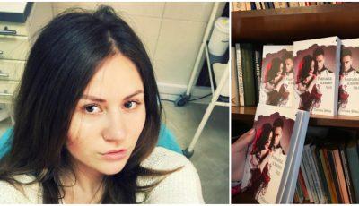 """Tatiana Spînu a scos de sub tipar cartea """"Parfumul scrisorii tale"""""""