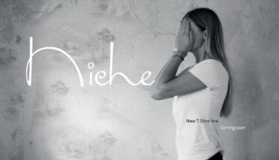 "Ana Popenco și Natalia Mitereva au lansat brandul ""Niche""! ""Aceste tricouri au cel mai important organ: inima."""