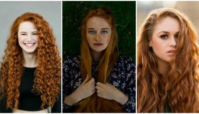 Un fotograf a vizitat 20 de țări pentru a demonstra cât sunt de frumoase roșcatele!