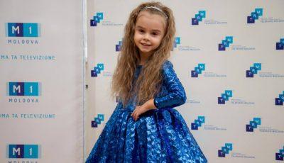 Fiica lui Anatol Melnic se lansează în muzică. E adorabilă!