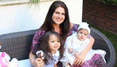 Lenuța Burghilă a sărbătorit Paștele în Los Angeles, alături de nepoțele!