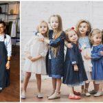"""Foto: Natalia Știrbul a lansat o colecție pentru cei mici inspirată din povestea """" Punguța cu doi bani""""!"""