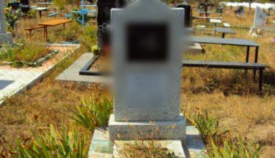 Permisiune cu plată pentru a instala construcții funerare la morminte, în cimitirele din Capitală?