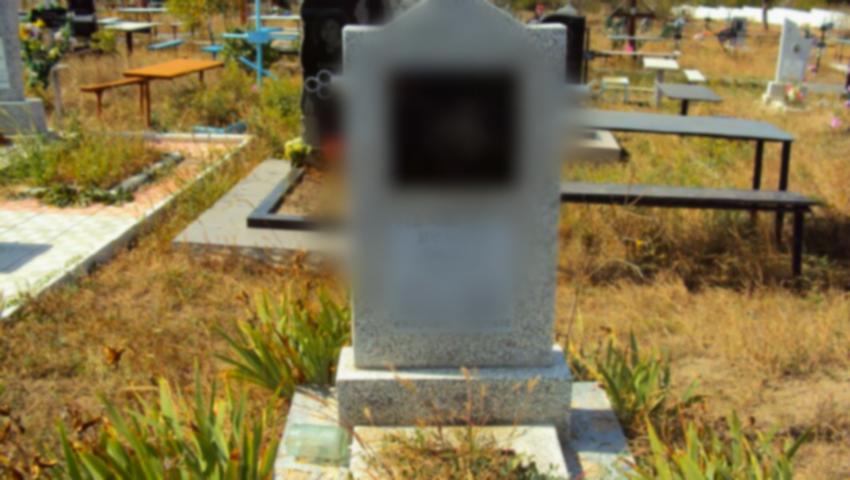 Foto: Permisiune cu plată pentru a instala construcții funerare la morminte, în cimitirele din Capitală?