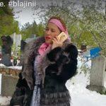 Foto: O vloggeriță de la noi a parodiat Paștele Blajinilor! Video