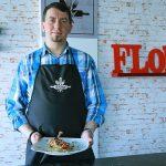 Foto: Un pui regesc, gătit de bucătarul Marian Danu