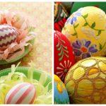 Foto: Cum poți decora ouăle de Paște! Vezi mai multe modele pentru a te inspira