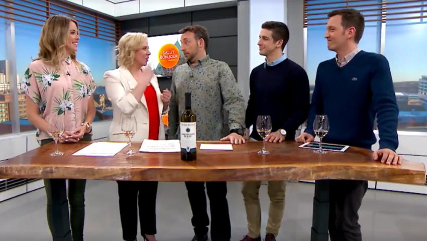 Vinul moldovenesc de 6 dolari care a cucerit Canada! Acesta a devenit vedetă la TV și în ziare