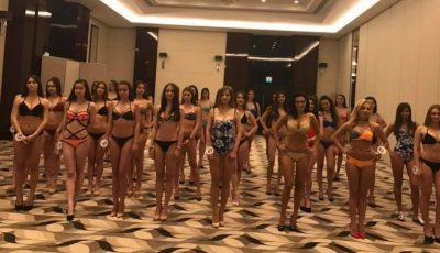 Și-au etalat siluetele perfecte în costum de baie! 300 de moldovence luptă pentru titlul Miss Moldova 2017