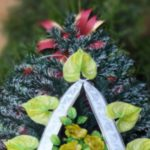 Foto: Anunț important! Coroanele și florile din plastic, interzise în cimitire