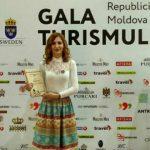 Foto: Orheianca a obținut premiul pentru Cea mai bună sursă media de promovare a turismului din Moldova!