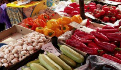 Atenție! Legumele din piețe cu cel mai mare conținut de nitrați. Iată care sunt acestea