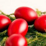 Foto: Cât timp după Paște pot fi mâncate ouăle înroșite