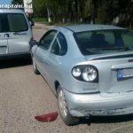 Foto: Chişinău – 78 de accidente în 24 de ore! O femie a fost lovită de un troleibuz în timp ce traversa strada