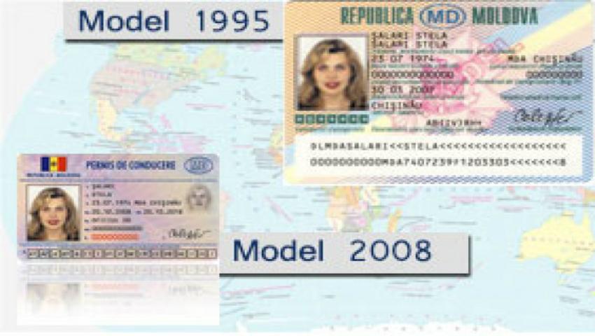 Foto: Permisele de conducere eliberate până în 2008 vor trebui schimbate