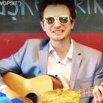 Foto: Melodia plină de umor a lui Andrei Bolocan! Cum și-a felicitat fanii