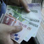 Foto: Polițiștii de frontieră i-au confiscat 23.000 de mii de euro unei moldovence care se întorcea din străinătate!